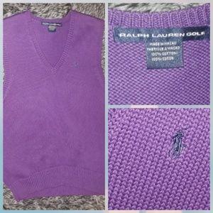 Ralph Lauren Golf sweater vest